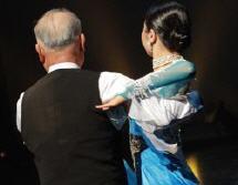 tanzen ist träumen mit den fuessen